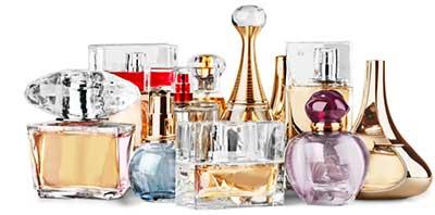 Perfume smells
